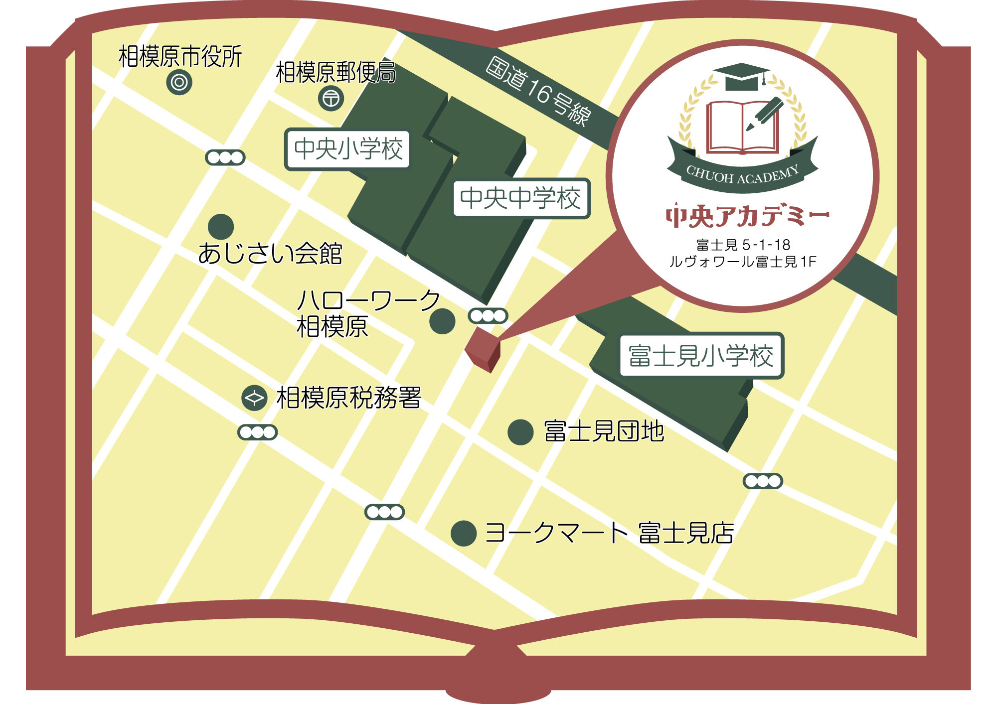 chuouacademy_map